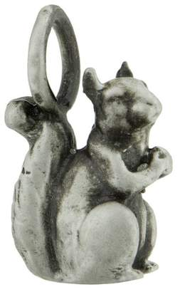 Heather B Moore Squirrel Charm - Sterling Silver