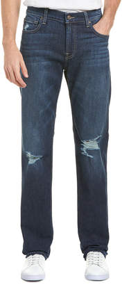 7 For All Mankind Seven 7 Standard Kolding Destroyed Straight Leg