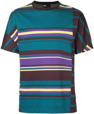 Kolor printed stripe T-shirt