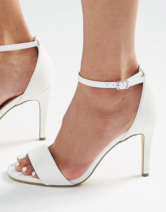 New Look Kitten heel Barely There Sandals