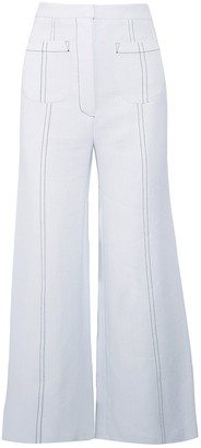 Emilia Wickstead Casual pants - Item 13289765IE