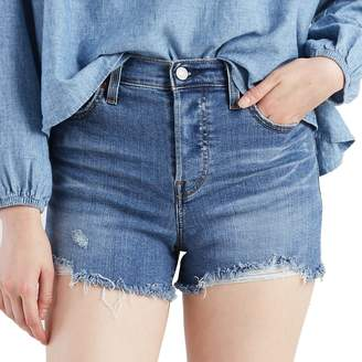 Levi's Levis Women's High-Waisted Jean Shorts