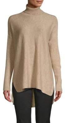 Saks Fifth Avenue Classic Long-Sleeve Turtleneck Sweater