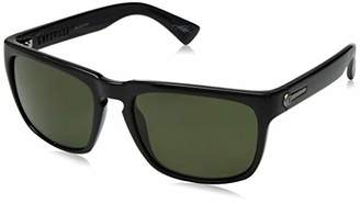 Electric Visual Knoxville Gloss Tortoise/OHM+Polarized Bronze Sunglasses