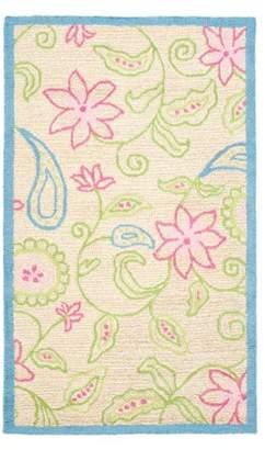 Safavieh Kids Deandre Floral Area Rug