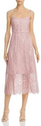 Keepsake Sense Lace Dress