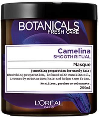 Botanicals L'Oreal Camelina Unruly Hair Smoothing Hair Mask 200ml