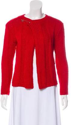 Tara Jarmon Medium-Weight Knit Cardigan