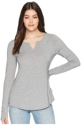 Toad&Co Debug Swifty Long Sleeve Tee Women's T Shirt
