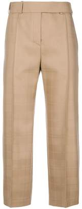 Alexandre Vauthier cropped trousers