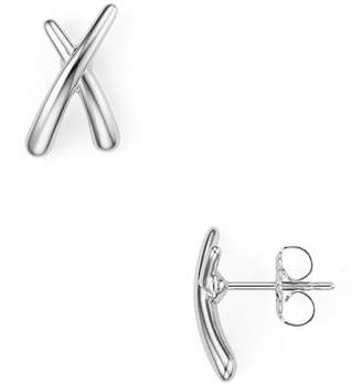Bloomingdale's Crisscross Tube Stud Earrings - 100% Exclusive