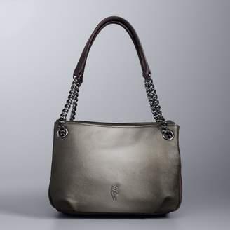 Vera Wang Simply Vera Brent Triple Entry Shoulder Bag 8982e12ad7fd7