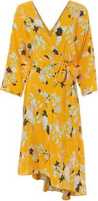 Diane von Furstenberg Eloise Wrap Dress