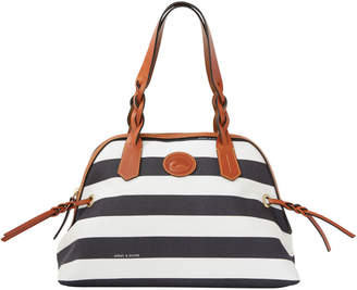 Dooney & Bourke Rugby Small Domed Satchel