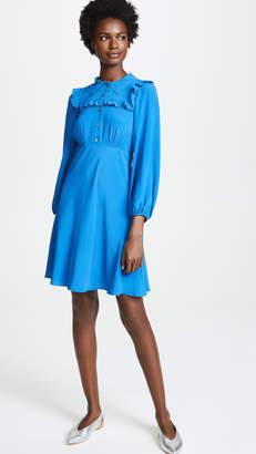 No.21 No. 21 Collared Mini Dress
