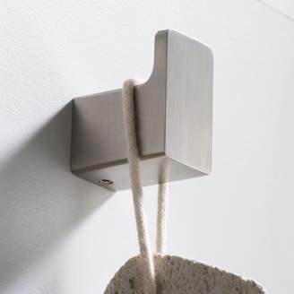 Kraus KRAUS Stelios Bathroom Robe and Towel Hook, Brushed Nickel Finish