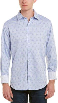Robert Graham Pebbleton Classic Fit Woven Shirt