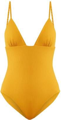 Mara Hoffman Virginia V-neck swimsuit
