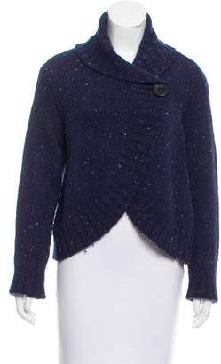 Magaschoni Wool-Blend Cardigan