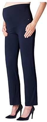 Esprit Women's Pants Jersey OTB M84120 Maternity Trousers,(Manufacturer's Size: L)