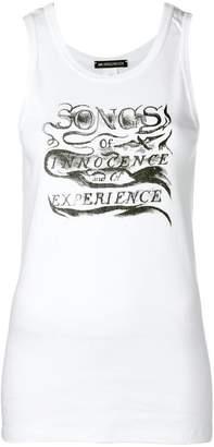 Ann Demeulemeester Innocence tank top