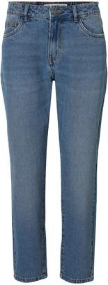 Noisy May Taylor Straight Ankle Jeans