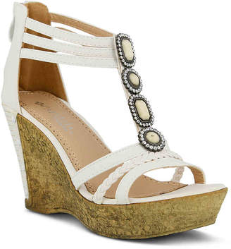 Spring Step Patrizia by Pearl Wedge Sandal - Women's