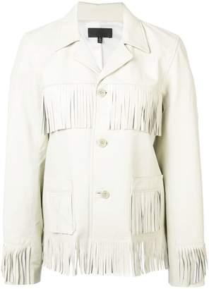 Nili Lotan Frida fringed jacket
