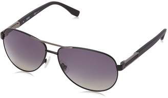 2641a9ceec HUGO BOSS BOSS by Men s B0705PS Polarized Aviator Sunglasses