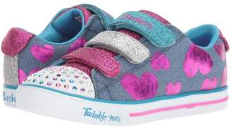 Skechers Twinkle Toes - Sparkle Lite 20051L Girl's Shoes