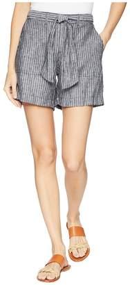 Lauren Ralph Lauren Linen Shorts Women's Shorts