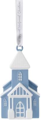 Wedgwood Church Ornament