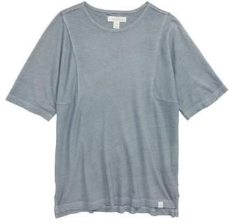 Treasure & Bond Frayed Edge T-Shirt