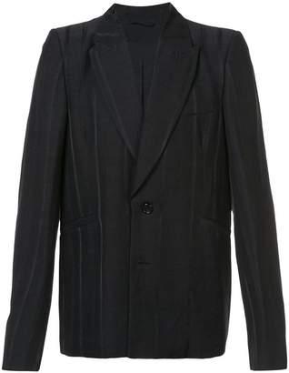 Ann Demeulemeester pinstripe blazer