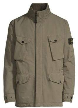 Stone Island Utility Pocket Coat