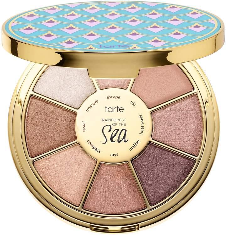 Tarte tarte - Highlighting Eyeshadow Palette Vol. III - Rainforest Of The Sea Collection