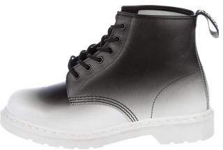 Dr. Martens Ombre Leather 1460 Ankle Boots