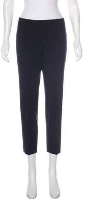 HUGO BOSS Boss by Mid-Rise Straight-Leg Pants