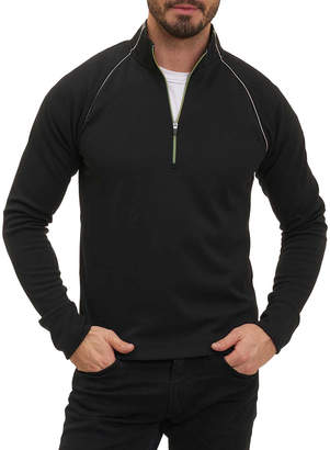 Robert Graham Taylore 1/4- Zip Tailored Fit Pullover