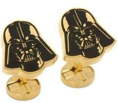 Cufflinks Inc. Cufflinks, Inc. Darth Vader Stainless Steel Cufflinks