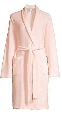 Hanro Women's Plush Wrap Robe