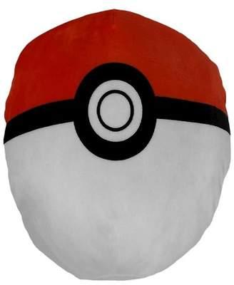 "Northwest Company The Pokemon® Travel Cloud Red & Black Throw Pillow (11"")"