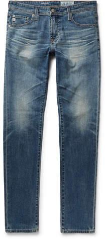 AG Jeans Stockton Skinny-Fit Stretch-Denim Jeans