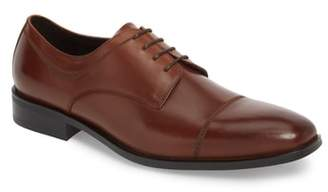Kenneth Cole New York Leisure Time Cap Toe Derby