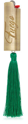 Alison Lou Fuego Tassel Lighter Cover