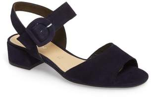 Gabor Block Heel Sandal