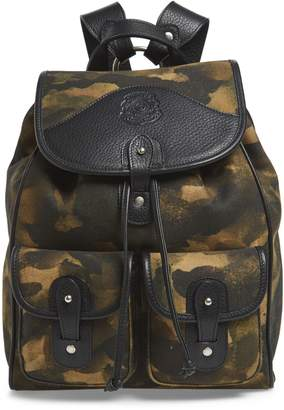 Ghurka Blazer Canvas Backpack