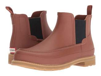 Hunter Lightweight Mock-Toe Chelsea Boots