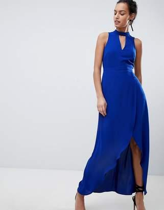 Coast Kimley Tie Up Maxi Dress