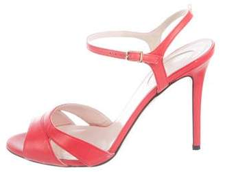 Sarah Jessica Parker Anna Leather Sandals